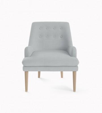 Kėdė Pilka